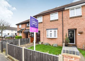 Thumbnail 3 bed terraced house for sale in Chatteris Avenue, Romford