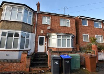 Thumbnail 2 bed flat for sale in Clarence Avenue, Northampton