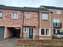 Thumbnail 4 bed terraced house for sale in Allerton Bywater, Castleford