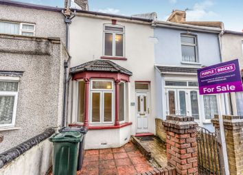 Thumbnail 2 bed terraced house for sale in London Road, Dartford