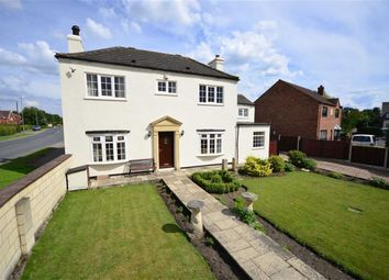 Thumbnail 4 bed detached house for sale in Weeland Road, Eggborough, Goole