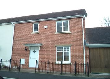 Thumbnail 2 bed semi-detached house to rent in Gunville Gardens, Milborne Port, Sherborne