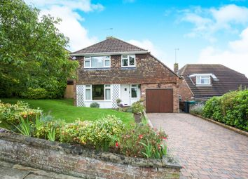 Thumbnail 3 bed detached house for sale in Downsview, Hove
