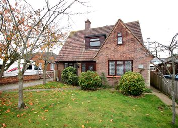 Thumbnail 3 bed detached house for sale in Alanbrooke Road, Colchester