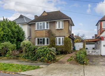 Thumbnail 3 bed property for sale in Hollington Crescent, New Malden