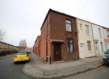 Thumbnail 2 bedroom end terrace house for sale in Fletcher Road, Preston