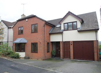 Thumbnail 5 bed detached house for sale in New Meadow, Ivybridge
