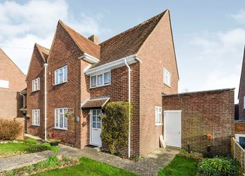 Thumbnail 3 bed semi-detached house for sale in Minden Way, Winchester