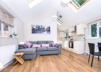Thumbnail 2 bed bungalow for sale in Seaman Close, Park Street, St. Albans, Hertfordshire