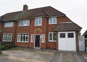 Thumbnail 4 bed semi-detached house for sale in Rowley Fields Avenue, Leicester