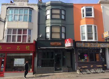 Thumbnail Pub/bar to let in Preston Street, Brighton