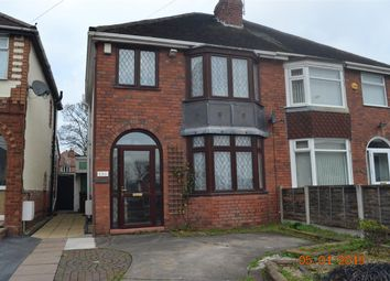 Thumbnail 3 bed semi-detached house to rent in Coalway Road, Wolverhampton