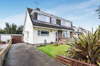 Thumbnail 3 bed semi-detached house for sale in St. Andrews Road, Warminster BA128Er