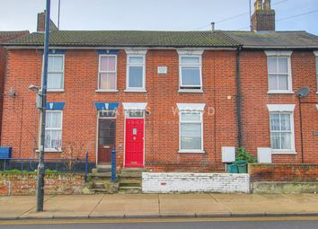 Thumbnail 3 bed terraced house for sale in North Station Road, Colchester