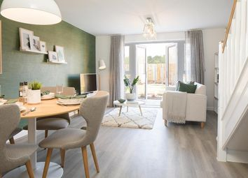 "Thumbnail 2 bedroom terraced house for sale in ""Washington"" at St. Georges Way, Newport"