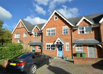 Thumbnail 3 bed terraced house to rent in Hadley Place, Weybridge, Surrey