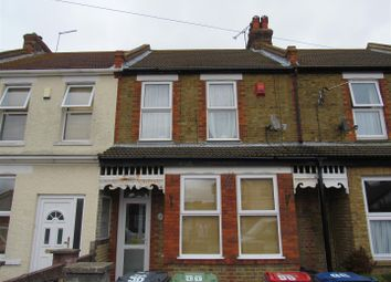 Thumbnail 3 bed terraced house to rent in Carlton Hill, Herne Bay