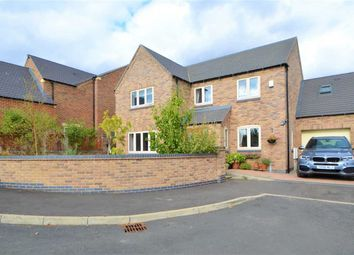 Thumbnail 4 bed detached house for sale in High Court Drive, Keyworth, Nottingham