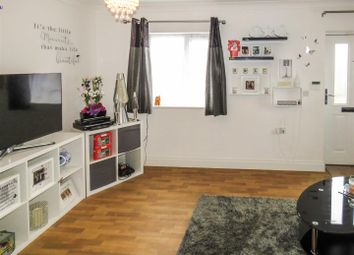 Thumbnail 2 bed end terrace house for sale in The Highway, Great Staughton, St. Neots