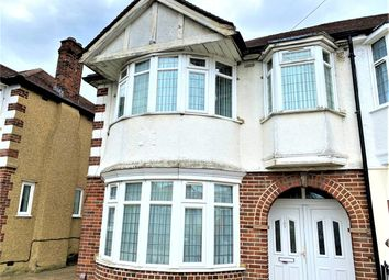 Thumbnail 3 bedroom semi-detached house to rent in Highfield Avenue, London