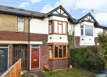 Thumbnail 3 bed terraced house for sale in Leys Place, Oxford