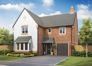 """Thumbnail 4 bed detached house for sale in """"The Grainger"""" at Hastings Road, Grendon, Atherstone"""