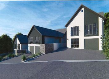 Thumbnail 4 bedroom detached house for sale in Luscombe View, Badlake Hill, Dawlish, Devon