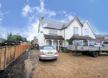 Thumbnail 3 bed semi-detached house for sale in North East Road, Southampton