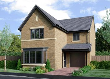"Thumbnail 3 bed detached house for sale in ""The Malory Alternative"" at Coach Lane, Hazlerigg, Newcastle Upon Tyne"