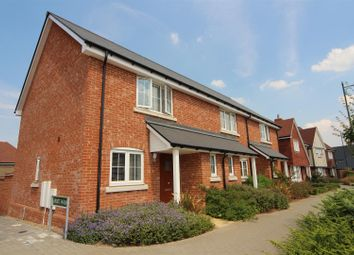 Thumbnail 2 bed end terrace house to rent in Beacon Avenue, Kings Hill, West Malling