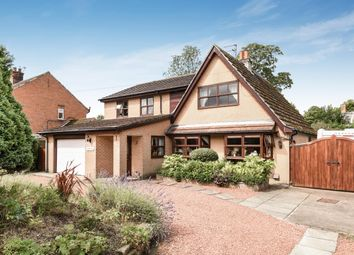 Thumbnail 4 bed detached house for sale in Monk Green, Alne, York