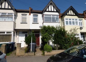 Thumbnail 4 bed terraced house to rent in Capel Road, East Barnet, Herts