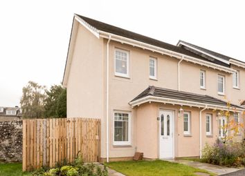 Thumbnail 2 bed end terrace house for sale in Blair Crescent, Auchterarder