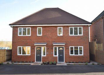 Thumbnail 3 bed semi-detached house for sale in Childsbridge Lane, Seal, Sevenoaks, Kent