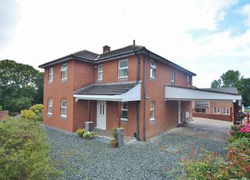 Thumbnail 5 bed detached house for sale in The Groves, Hensingham, Whitehaven