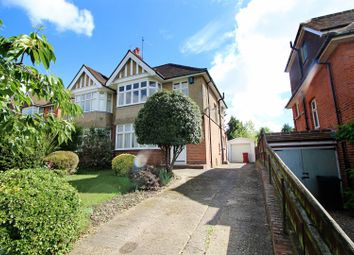 Thumbnail 3 bed semi-detached house for sale in Balmore Drive, Caversham, Reading