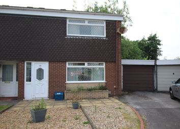 Thumbnail 2 bed semi-detached house to rent in Larkhill, Skelmersdale