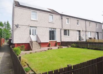 Thumbnail 3 bed terraced house for sale in Gallamuir Drive, Plean, Stirling