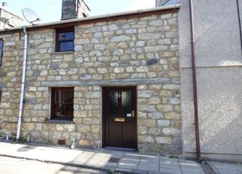 Thumbnail 2 bedroom property to rent in Kingshead Street, Pwllheli