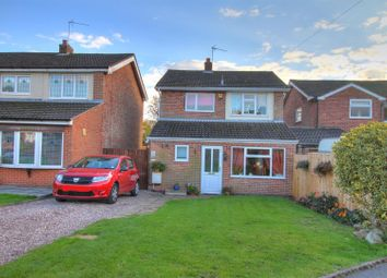 Thumbnail 3 bedroom detached house for sale in Croftway, Markfield