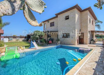 Thumbnail 3 bed villa for sale in Perivolia, Cyprus