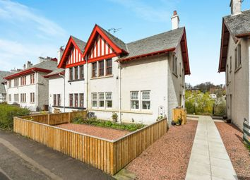 Thumbnail 1 bed flat for sale in Falside Road, Paisley