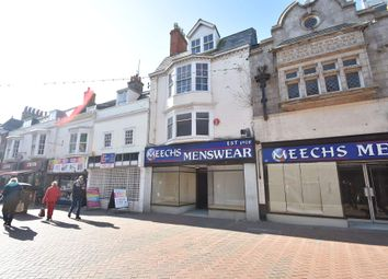 103 St Mary Street, Weymouth DT4. Retail premises