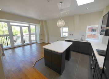 Thumbnail 3 bed flat to rent in Rockingham Road, Cowley, Uxbridge