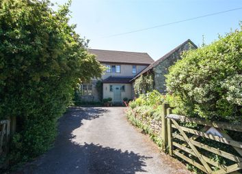 Thumbnail 4 bed detached house for sale in Campbell Cottage, Plud Street, Wedmore, Somerset