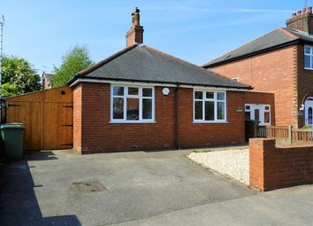 Thumbnail 2 bed detached bungalow for sale in Beckett Avenue, Mansfield