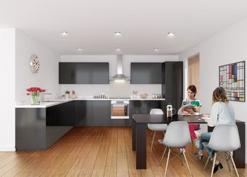 Thumbnail 1 bed flat for sale in Market Square, Stevenage