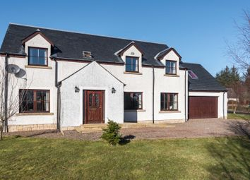 Thumbnail 4 bed detached house for sale in Kirkpark, Westruther, Gordon