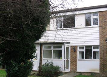 Thumbnail 3 bed terraced house to rent in Poyntell Road, Staplehurst, Tonbridge