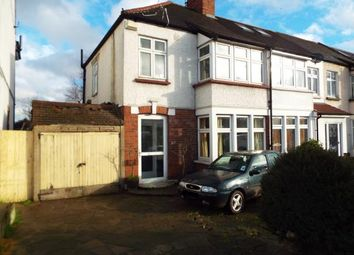 Thumbnail 3 bed end terrace house for sale in Fencepiece Road, Ilford